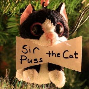 Sir Puss The Cat Cochrane