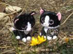 """""""Holy flowering crocus, Albert!  What is it?""""  """"Rabbit food ;-:  """""""