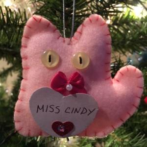 Miss Cindy Murphy
