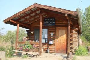 Chicken Heritage Post Office