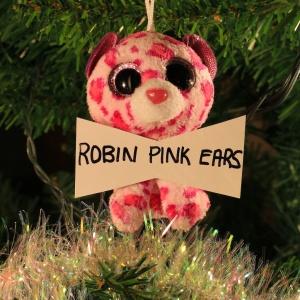 Robin Pink Ears