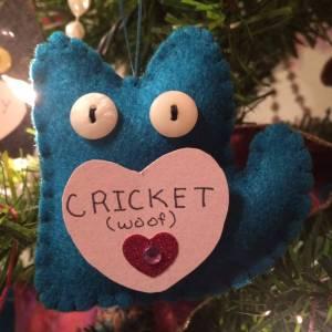 Cricket Grandy (woof)