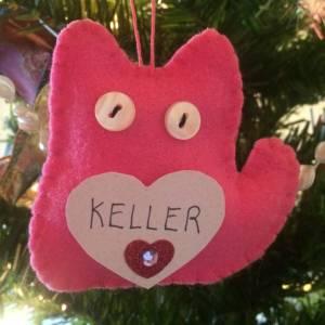 Keller Warner