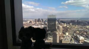 Minions Lewis & Clark in Boston