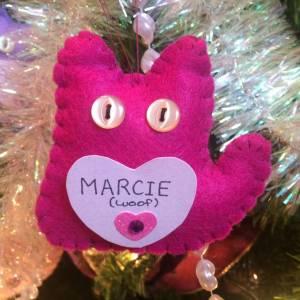 Marcie Fletcher (woof)