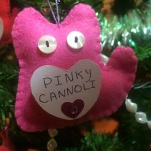 Pinky Cannoli Bravenec