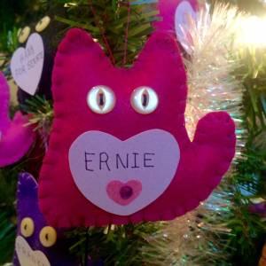 Ernie Chisholm (thanks to Glynis Fletcher)