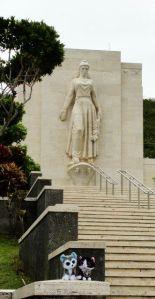Lady Liberty, Hawaii