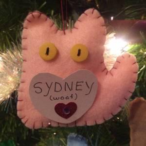 Sydney Tompkins (woof)