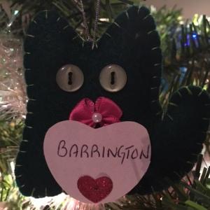 Barrington Woodall
