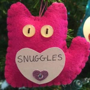 Snuggles Imber-Black