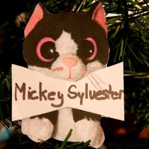 (Tuxedo) Mickey Sylvester