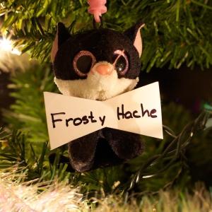 Frosty Hache