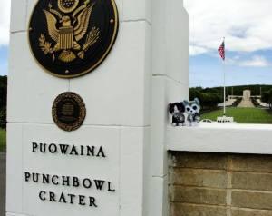Punchbowl Memorial, Hawaii