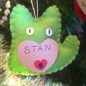 Tuxedo Stan (Thanks Cathy & Ian)