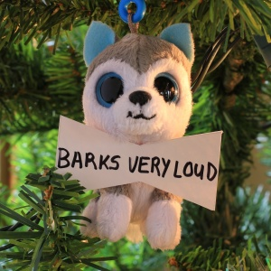 Barks Very Loud Chisholm (Thanks Marlene Shapk)