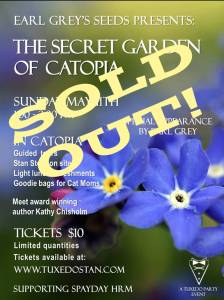 Garden Party SOLD OUT
