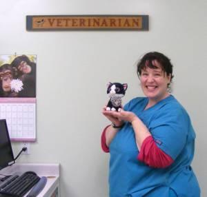 Brenda Snow, RVTOromocto Veterinary Hospital