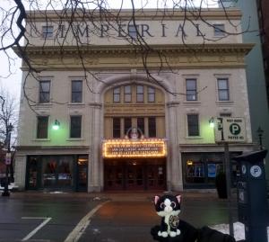 Imperial Theatre, Saint John, NB