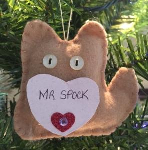 Mr Spock Nunn