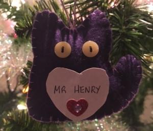 Mr Henry Holcomb