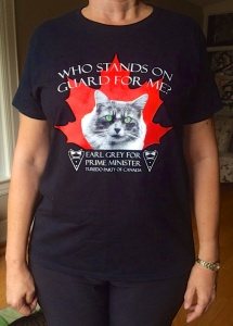 Ladie's T-shirt
