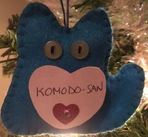 Komodo-San Mead